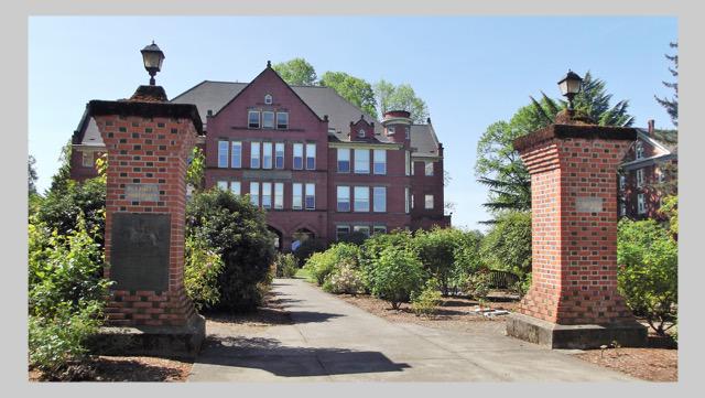 landmarks in Salem